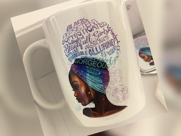 For Sale: Personalised mugs