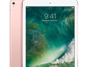 For Rent: iPad Pro 9.7 inch 32GB WiFi Rose gold