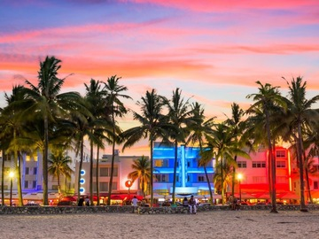 Monthly Rentals (Owner approval required): South Beach Miami FL, / West Ave Parking Available