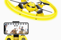 Liquidation/Wholesale Lot: Drone with Camera And Controller