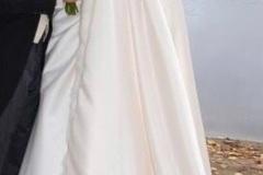 Ilmoitus: Fleece-lined Satin Cloak (viitta)