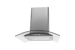 For Sale: 600mm Canopy, Curved Glass, LED