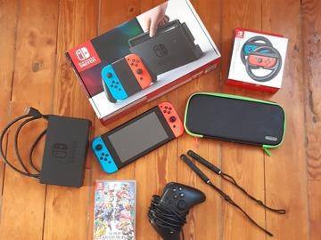 Vente: Nintendo Switch