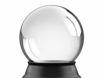Selling: CRYSTAL BALL LOVE READING