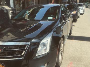 TLC Car Rentals: Cadillac XTS