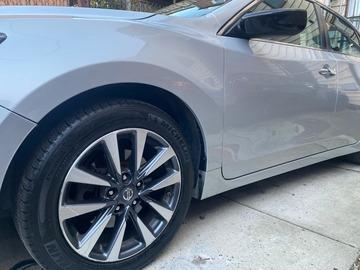 TLC Car Rentals: Nissan Altima