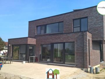 .: Vrijstaanden nieuwbouwwoning | door Aannemingen Hofman