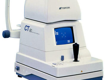 Selling with online payment: Topcon Computerized Non-Contact Tonometer