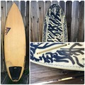 "For Rent: FireWire Dominator Surfboard 5'10"" x 201/4"" x 21/2"""