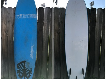 For Rent: Standard Soft Top Surfboard 7'0""