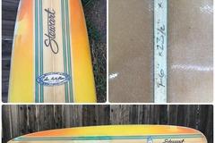 """For Rent: Stewart Longboard Surfboard 9'6"""" x 231/2"""" x 31/8"""""""