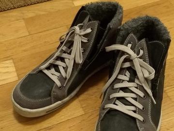 Myydään: Rieker winter men's shoes size 43