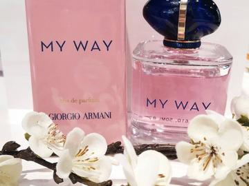 Venta: Armani My Way NUEVO SIN ABRIR 50ml