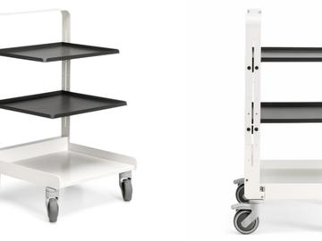 Nieuwe apparatuur: Rossicaw medisch meubilair bij e-dental