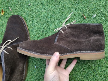 Selling with online payment: Charles Tyrwhitt Suede Chukka Boots UK9.5