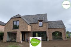 .: Vrijstaande landelijke woning in houtskeletbouw | door 3bouw