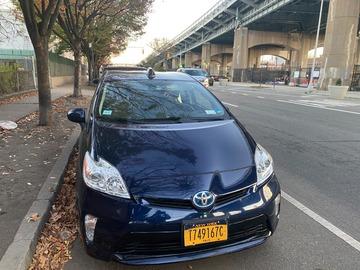 TLC Car Rentals: Toyota Prius Hybrid for Rent - Under $300 per week