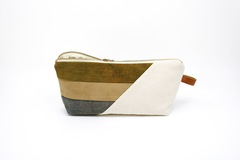 Selling: Large Zipper Pouch - Forest