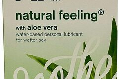 Liquidation/Wholesale Lot: K-Y Natural Feeling Personal Lubricant Gel with Aloe Vera24 pack