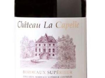 Vente avec paiement en direct: Château la Capelle 2018 Médaille d'Or - Bordeaux Supérieur