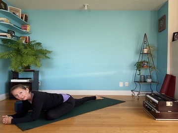 For Sale Now: Yoga for Coming Home to Yourself | 63 minutes