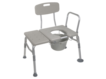 SALE: Drive Medical Combination Transfer Bench/Commode