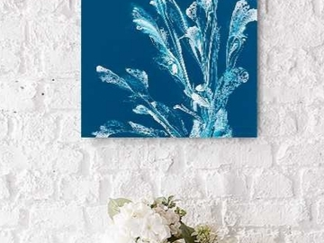 Selling with online payment: SALE: Minimalist Flower Painting