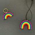 Selling with online payment: Rainbow Necklace Charm