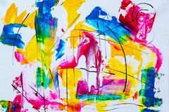 Price Upon Request: Meditate to Create: a New Way to Paint