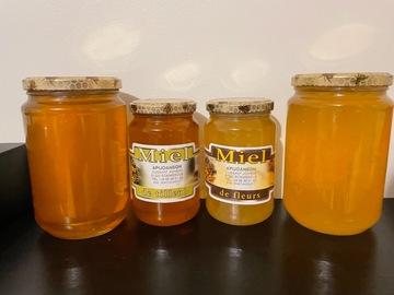 Les miels : Miel 2020