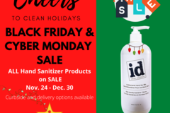 Sell your product: HOLIDAY SALE - Antibacterial Wipes - 150 Count