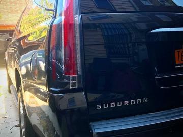 TLC Car Rentals: Chevy Suburban