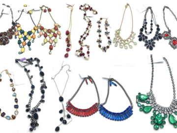 Buy Now: 25 pieces Crystal Necklaces Every Necklace is Different