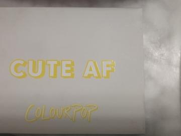 Venta: Paleta sombras Colour Pop