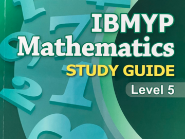 Selling with online payment: IBMYP Mathematics Study Guide - level 5; NTK Academic Group