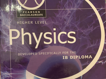 Selling with online payment: Higher Level Physics - Pearson, Chris Hamper