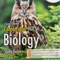 Selling with online payment: Cambridge IGCSE Biology - Study Guide (NTK Academic Group)