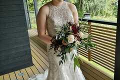 Ilmoitus: Morilee, AF Couture, 1301, wedding dress