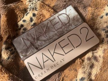 Venta: Paletas Naked 2 o Naked 3