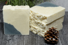 Selling: Fresh Snow Shea Butter Soap