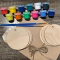 Selling with online payment: DIY Ornament Kit | Ornament Painting Kit