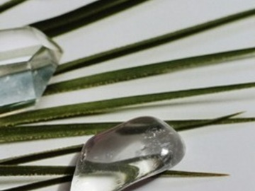 Selling: Clarity SPELL & Clear Quartz HEALING READING!