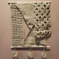 Selling with online payment: Hand Crochet Wall Art
