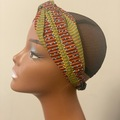 For Sale: Mulan stoned Ankara print headband