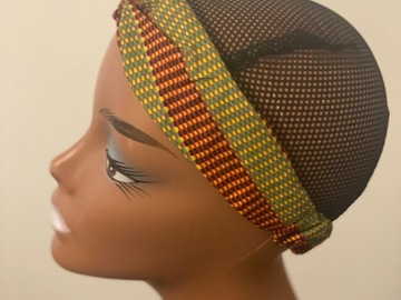 For Sale: Mulan Ankara print headband