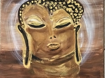 Selling with online payment: Golden Buddha