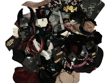 Buy Now: Designer Hair Accessories & Hats All New w Tags
