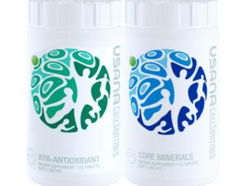 Free Call: CellSentials® - Core Minerals and Vita Antioxidant