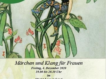 Workshop Angebot (Termine): Frauen-Heilkreis - Märchen und Klang