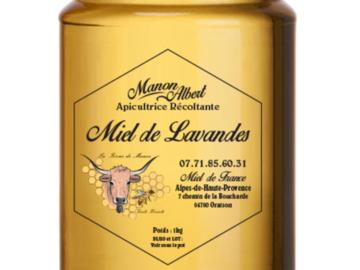 Les miels : Miel de Lavandes